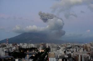 Sakurajima, Kagoshima, Kagoshima-ken