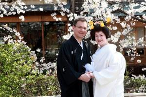 japanese mix race wedding
