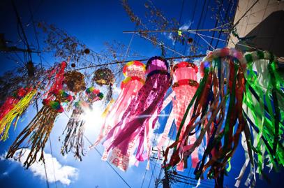 Tanabata Streamers